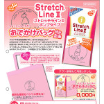 2009年 ピップの妊娠線予防クリームのノベルティに採用された他、釧路市で紙製バッグチャームが配布されました。