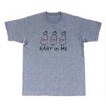 マタニTシャツを作り、8月にホームページを立ち上げて、活動を開始しました。