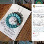 兵庫県でラッピングとロゼットの教室をされている『Party Box Hana』さんの作品です。